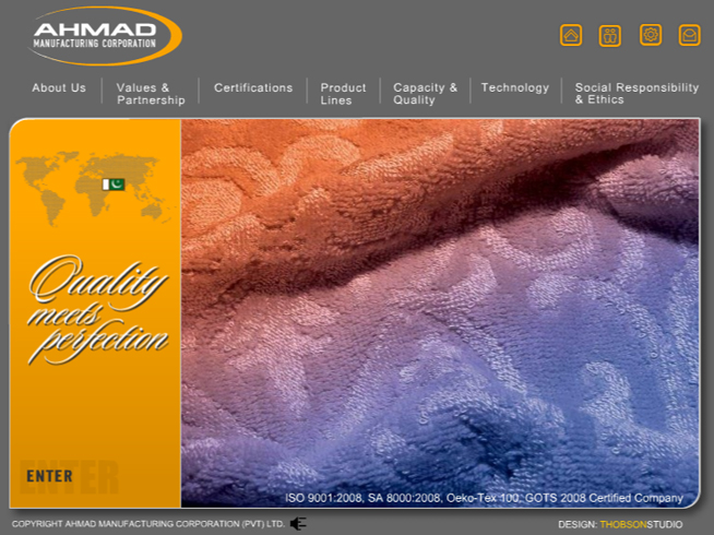 Ahmed Manufacturing Corporation (pvt) Ltd