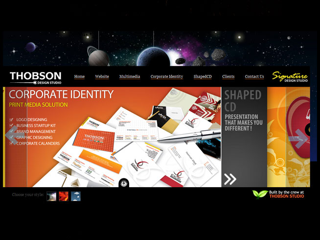 Signature Design Studio by Thobson