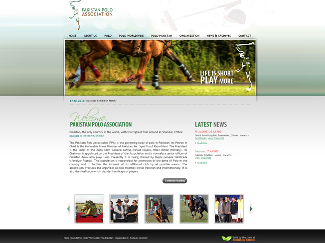 Pakistan Polo Association