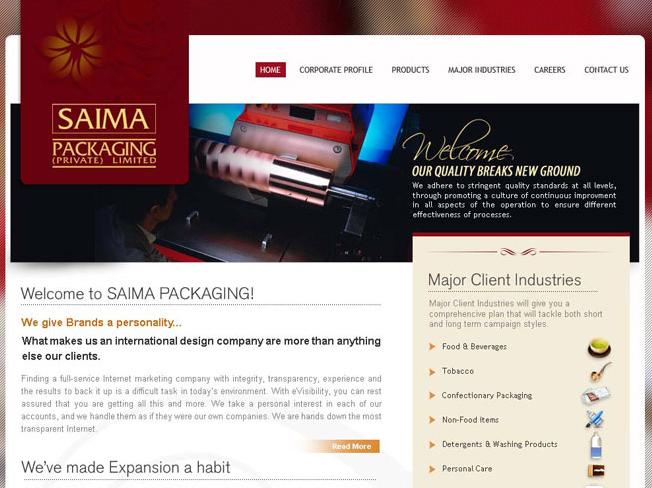 Saima Packaging Pvt Ltd