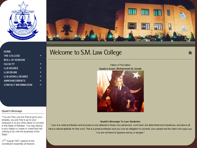 S.M. Law College