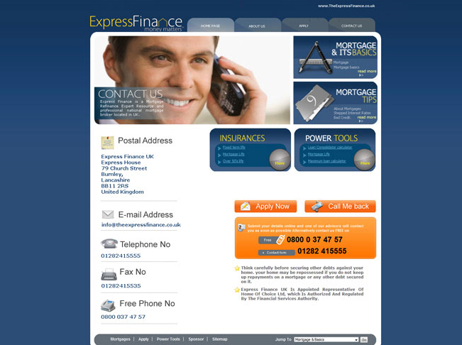 The Express Finance