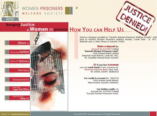 Women Prisoners Welfare Society