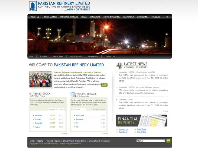 Pakistan Refinery Limited