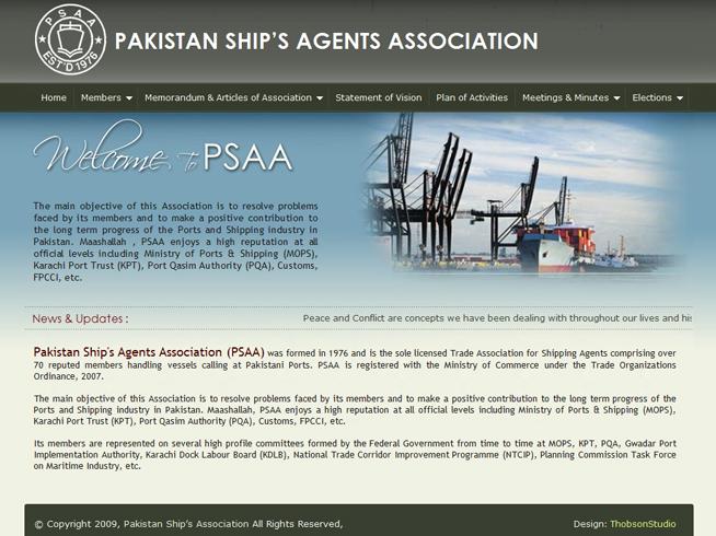 Pakistan Ship's Agents Association