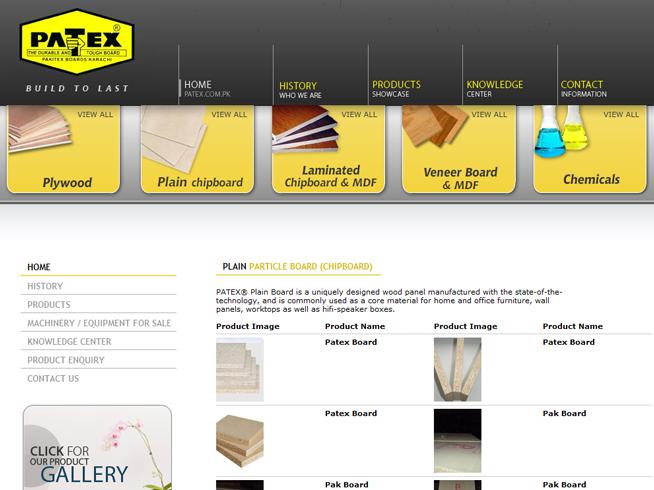 Patex Boards Pvt Ltd