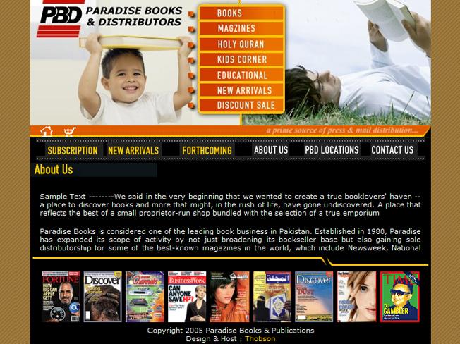 Paradise Books and Distributors Pvt Ltd