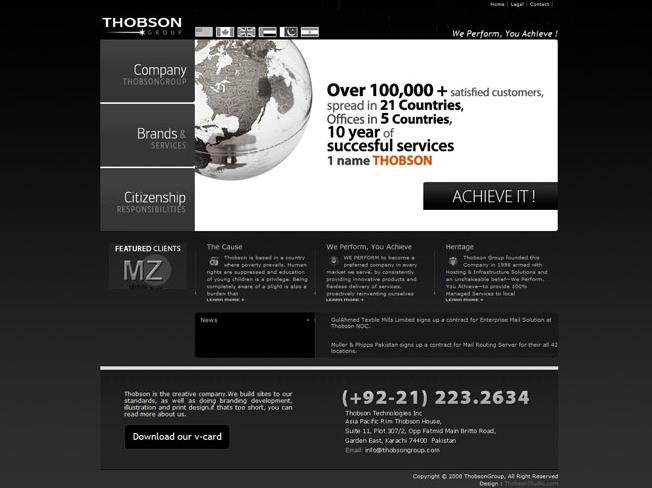 Thobson Group Inc
