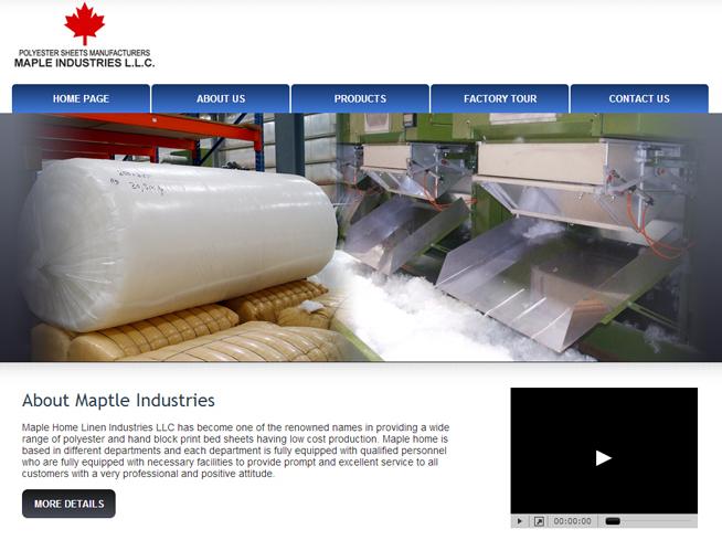Maple Industries LLC, UAE