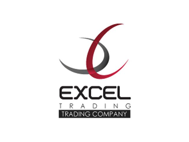 Excel Trading Company Logo Design