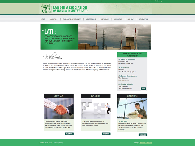 Landhi Association of Trade and Industry