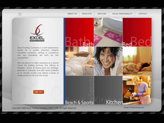 Excel Trading Company