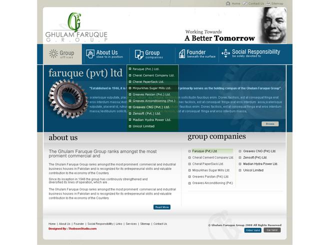 Ghulam Faruque Group Pvt Ltd