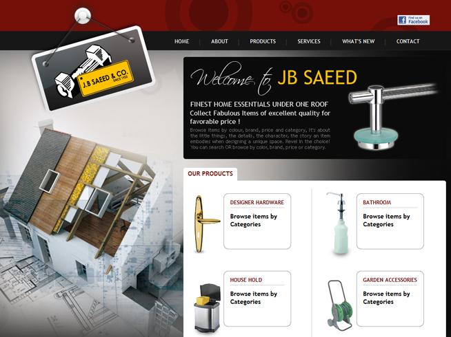 J.B.Saeed and Co