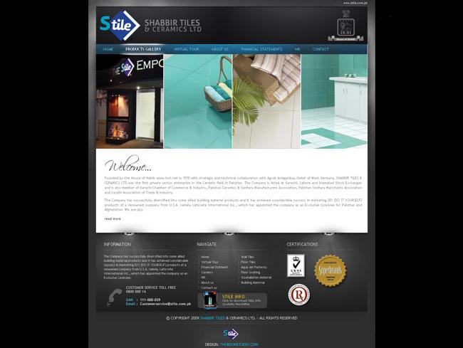 Shabbir Tiles and Ceramics Limited