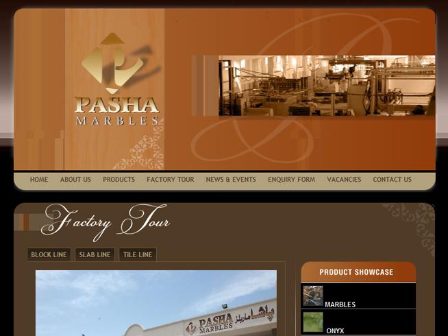 Pasha Marbles Pvt Ltd