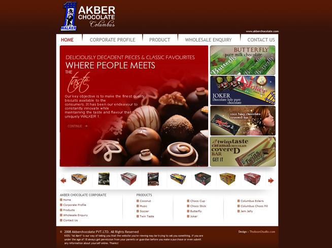 Akbar Chocolate Pvt Ltd