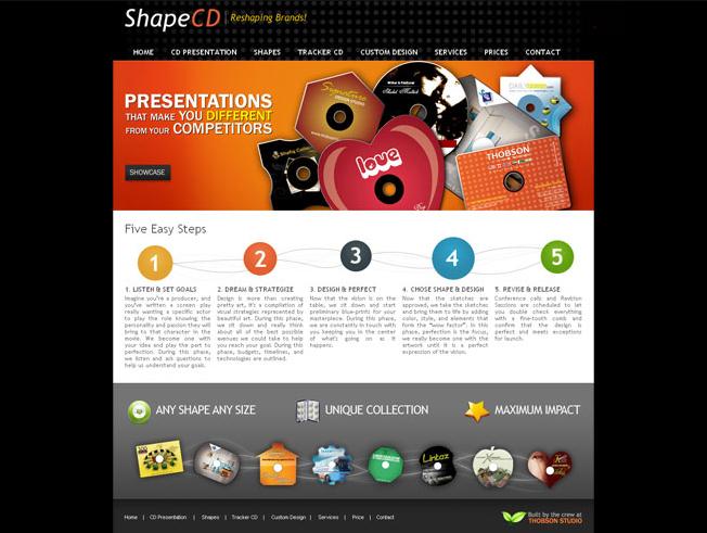 Shape CD