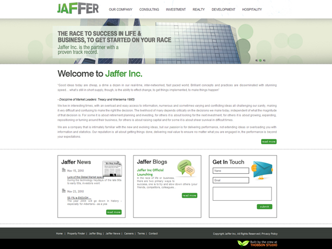Jaffer Inc